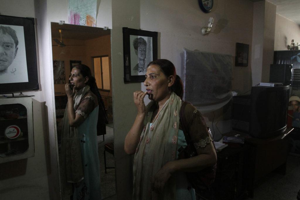 Massaker pa arbetare i pakistan
