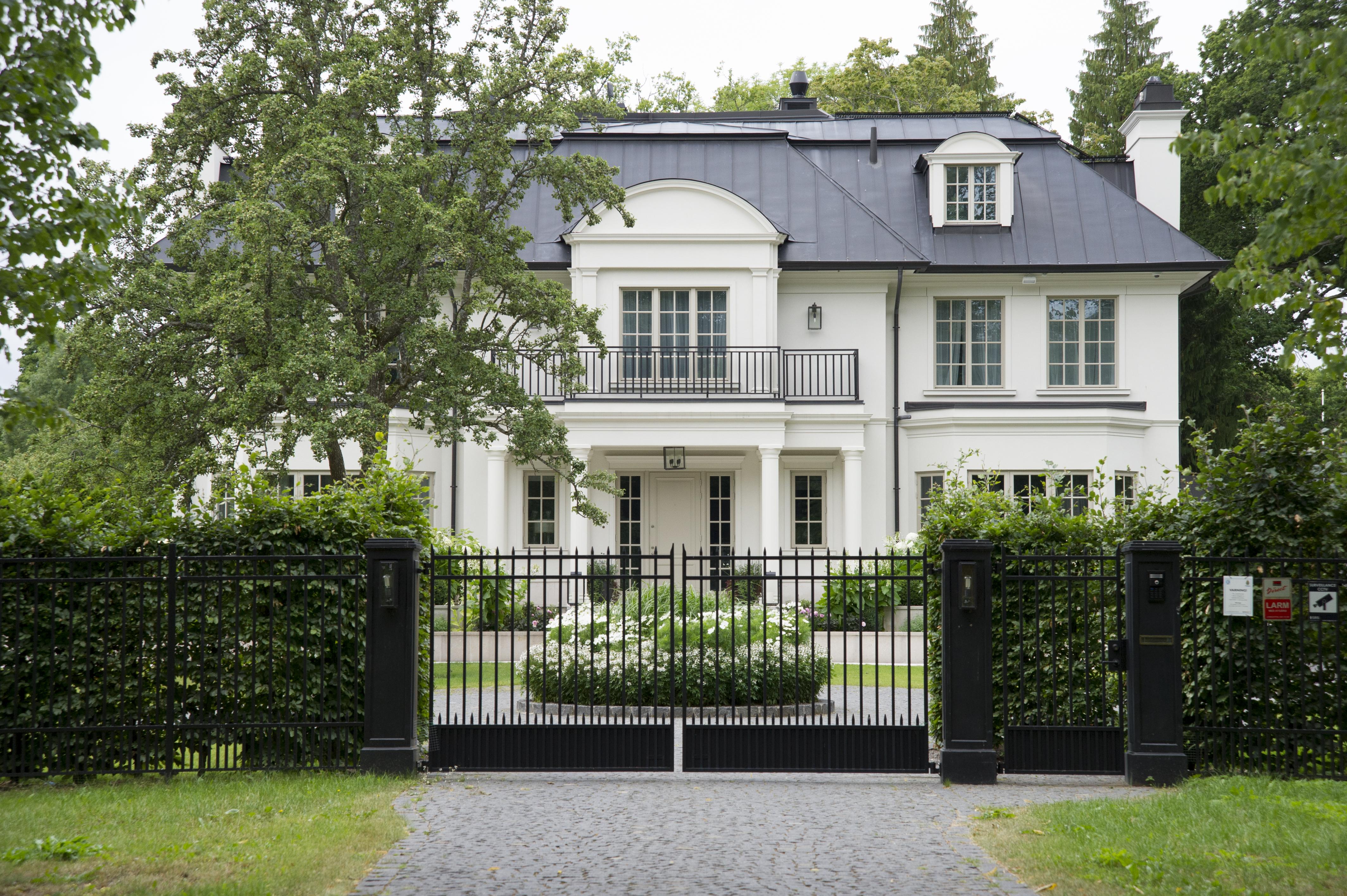 Nyinflyttade p Vendevgen 14, Djursholm | unam.net