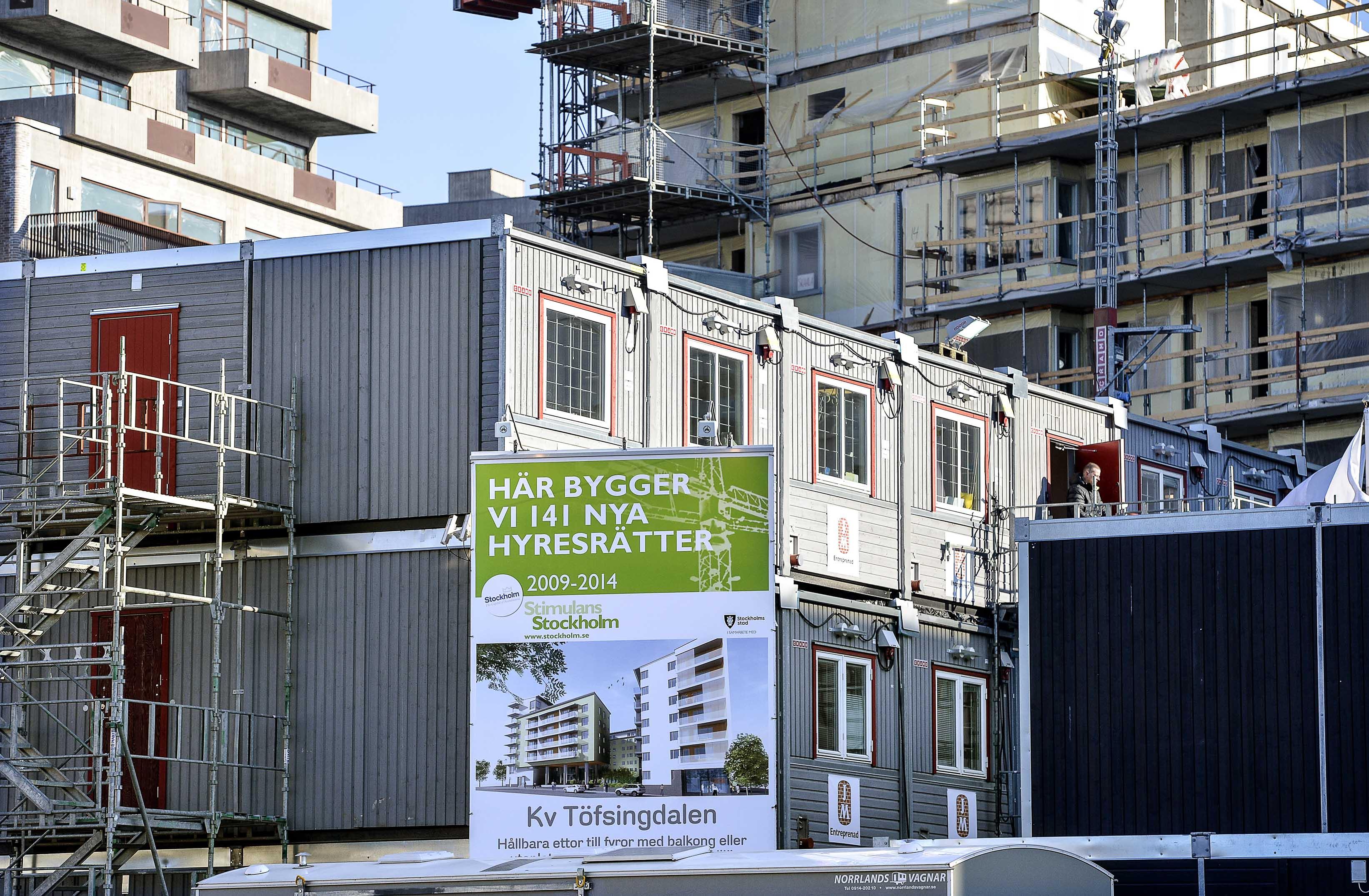 632d6de11701 Kraftigt ökade hyror för nybyggda lägenheter
