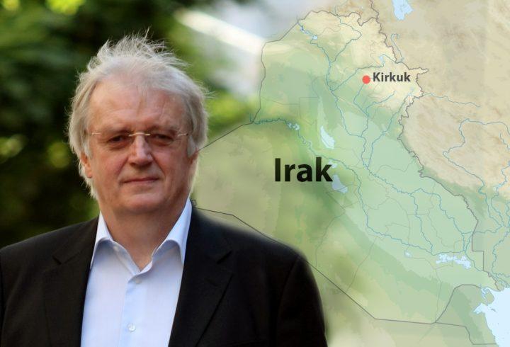 Blix vill tillbaka till irak