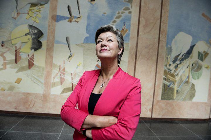 Begransad strejkratt raddar svensk modell