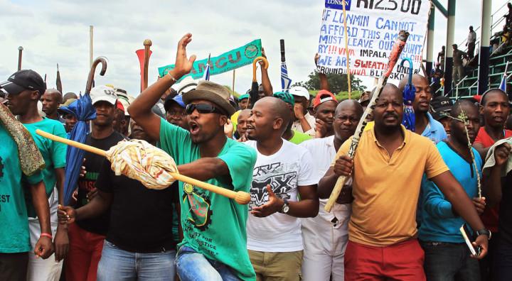 Sydafrika kritiserar zimbabwe
