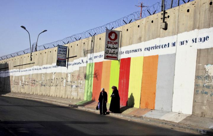 Israel kan avveckla bosattningar