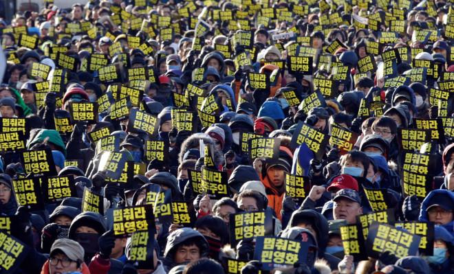 Sydkorea Jin Man Tt 01 Flera Domar Och Nya Atal