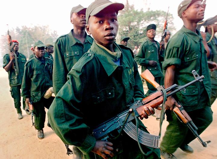 Bakhall av rebeller okar risken for krig