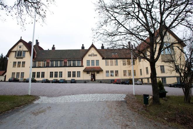 Lundsberg kranker elever
