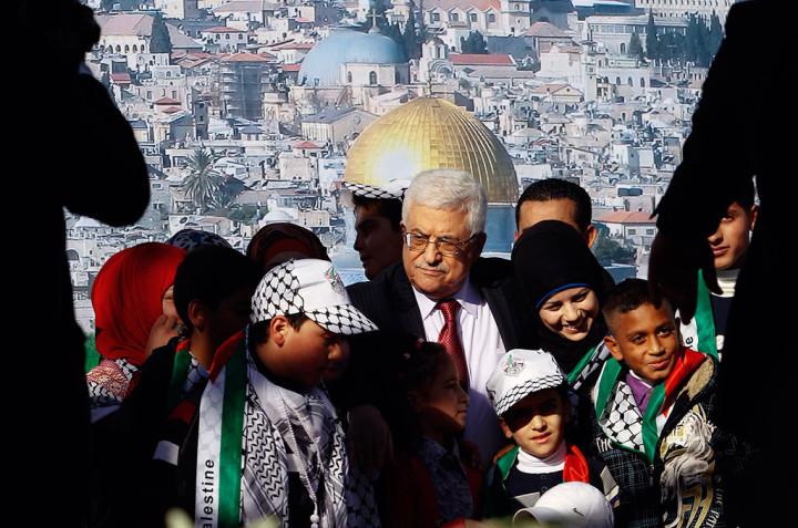 Palestinskt bakslag i fn