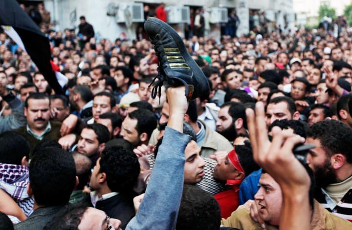 Egyptens nya regering installeras