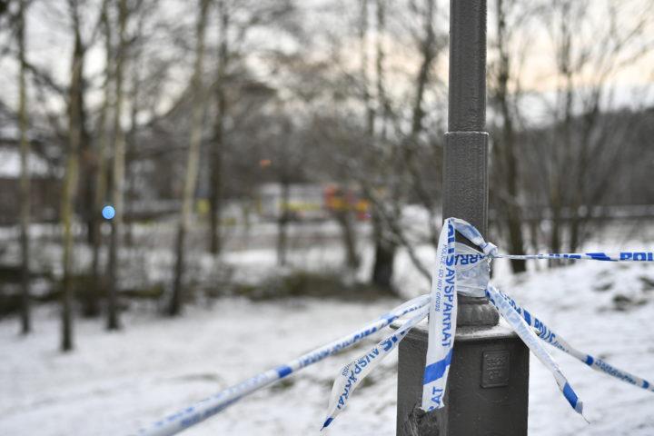 Bomb vid universitet skadade manga
