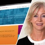 Montage med Ulrika Egervall, förhandlingschef Säkerhetsföretagen och Transportföreningens hemsida.