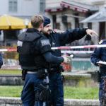 Österrike Poliser Terrordåd
