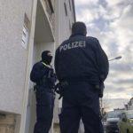 Österrikes polis genomförde razzia mot nazister