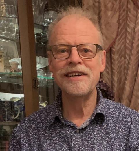 Porträttbild på Hans Törnqvist.