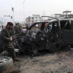Bilbomb Kabul Afghanistan Terroro
