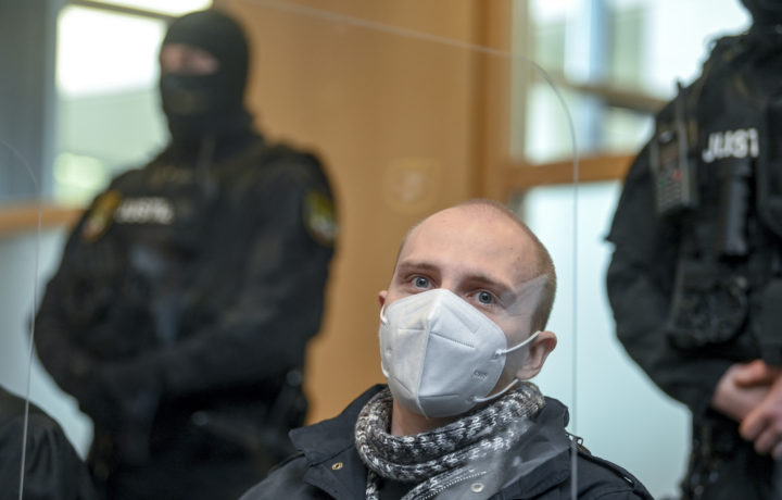 Tyskland nazism terror