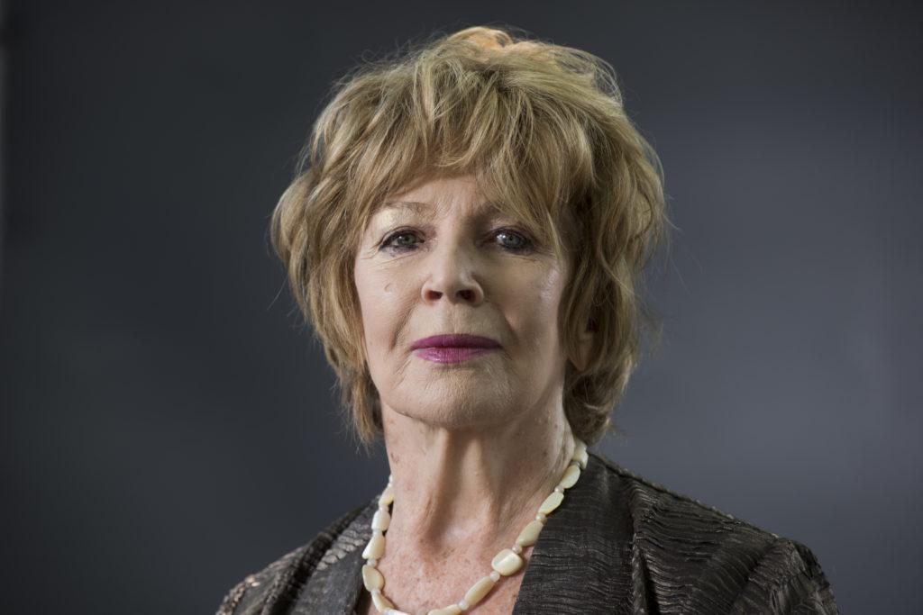 Författaren Edna O'Brien