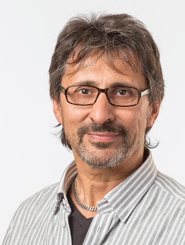Josef Végvári, ombudsman för HRF Stockholm