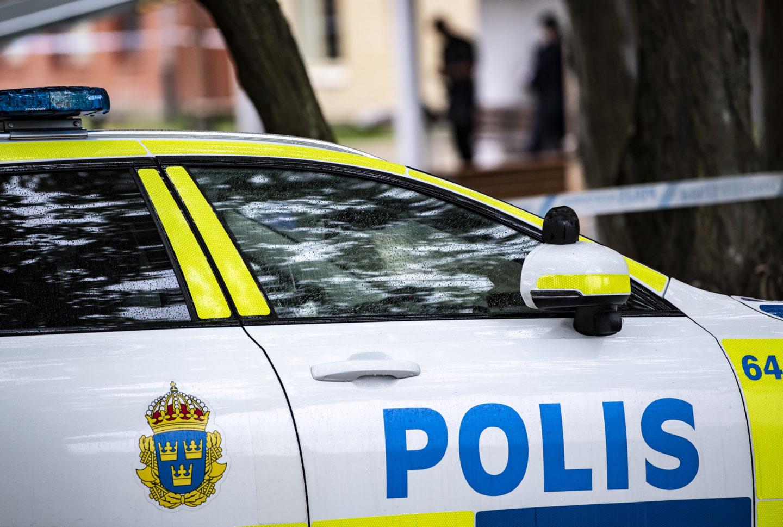 Polisen övervakning