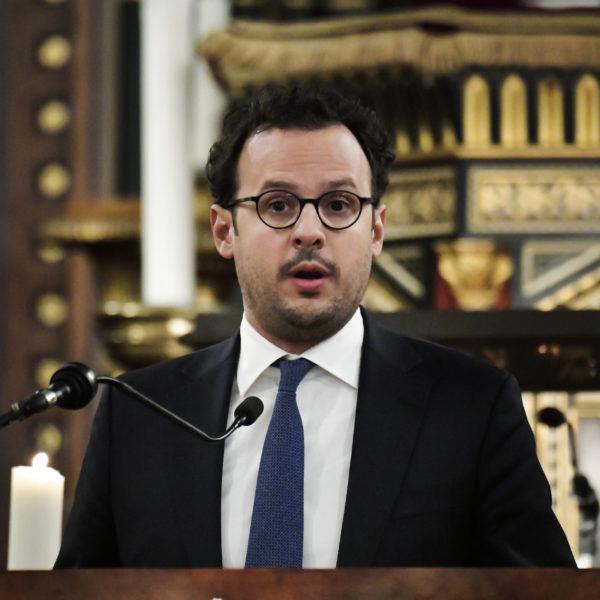 Aron Verständig ordförande i judiska centralrådet