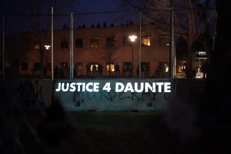 Fortsatta protester i Minneapolis efter polismordet på Duante Wright
