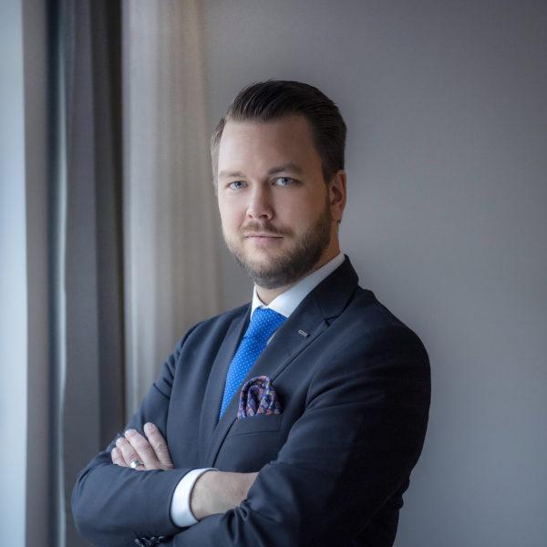 Richard Orgård, förbundsdirektör Almega Säkerhetsföretagen