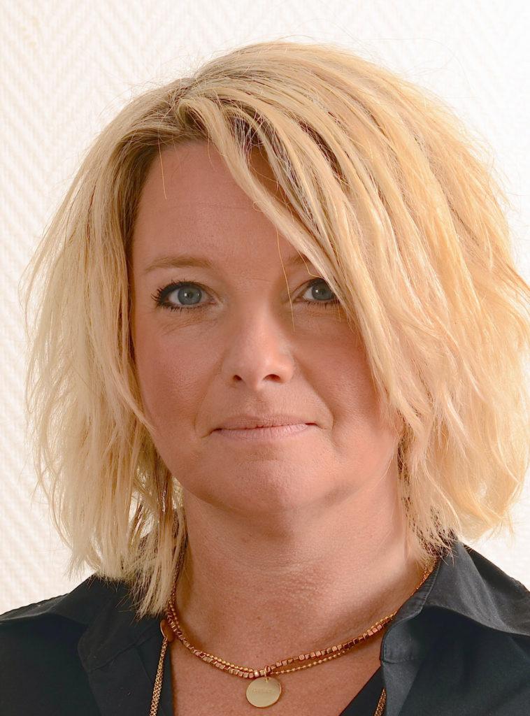 Helene Ahlström, ombudsman på Tingvallabro Fackförening