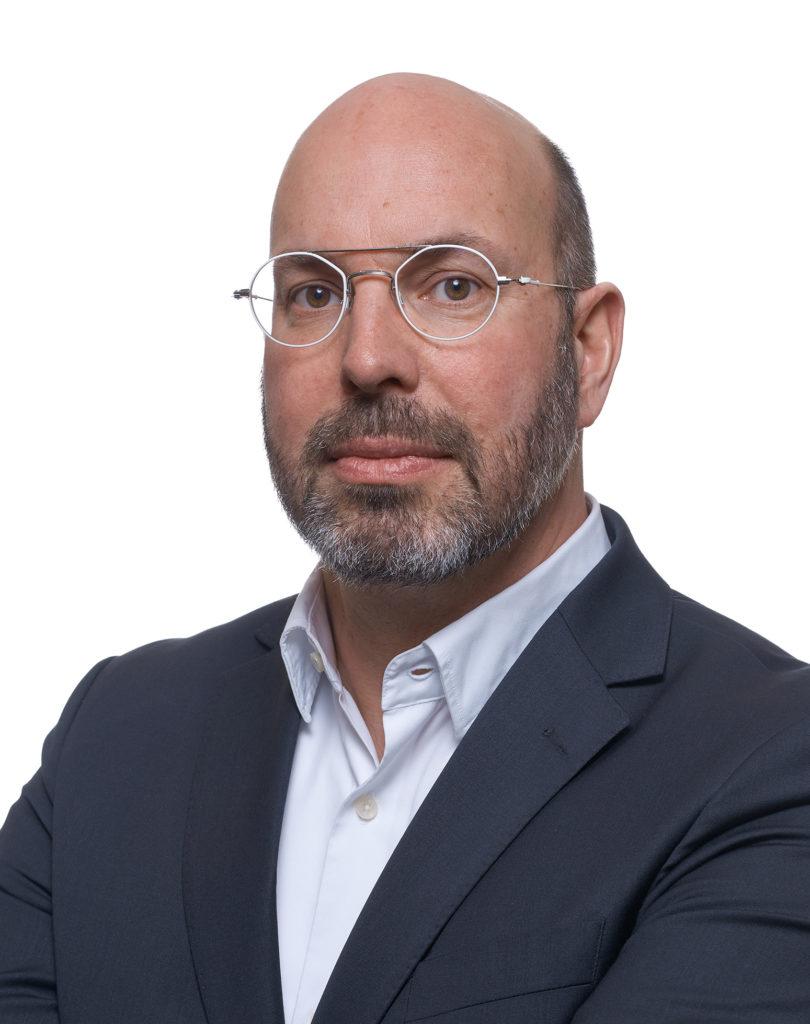 Peter Forsström, ansvarig för fastighetsfrågor på LO