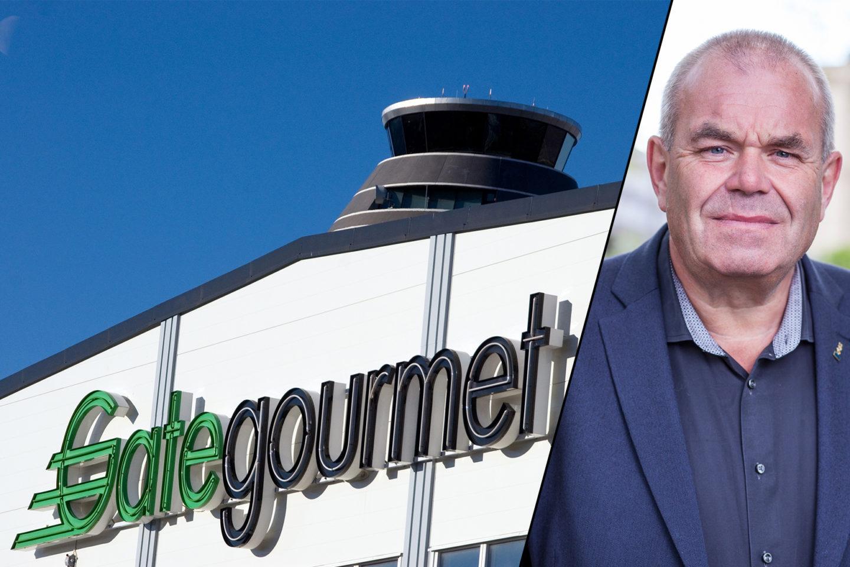 Cateringföretaget Gate Gourmet på Arlanda och Per Persson, avtalssekretare, HRF