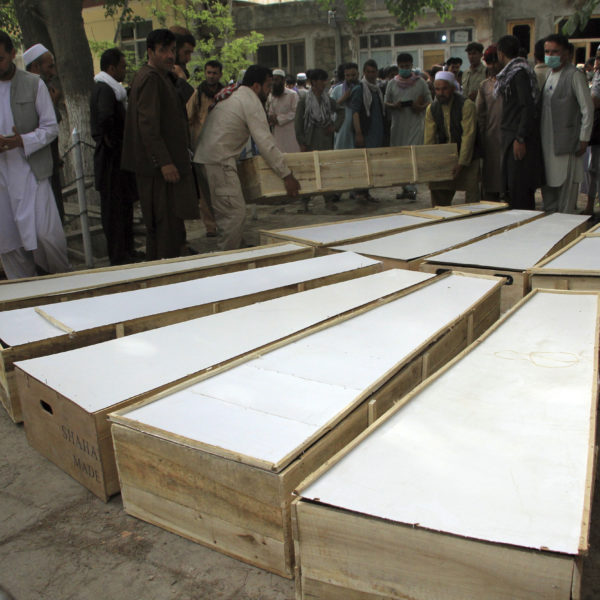 Kistor i Afghanistan