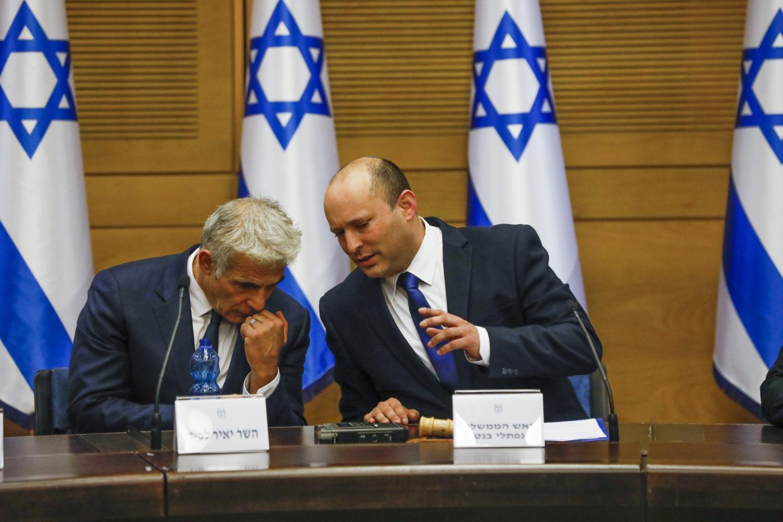 Israels premiärministrar