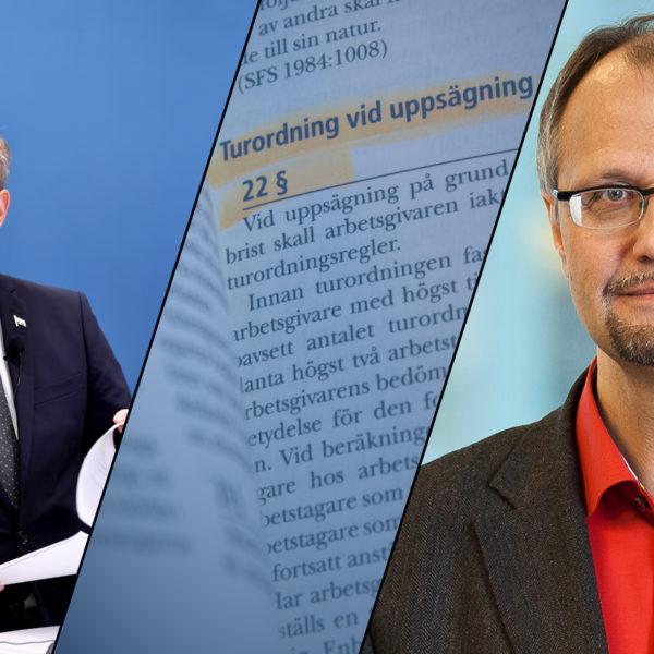 Mikael Damberg, Las-utdrag och Ulf Bjereld