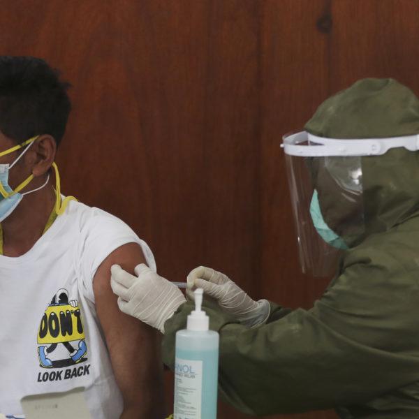 Covidvaccination i Indonesien