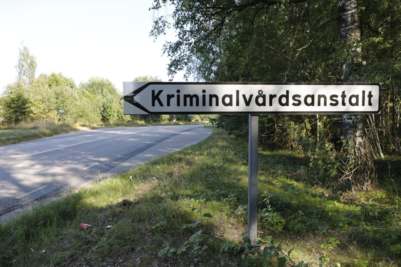 Hällbyanstalten utanför Eskilstuna