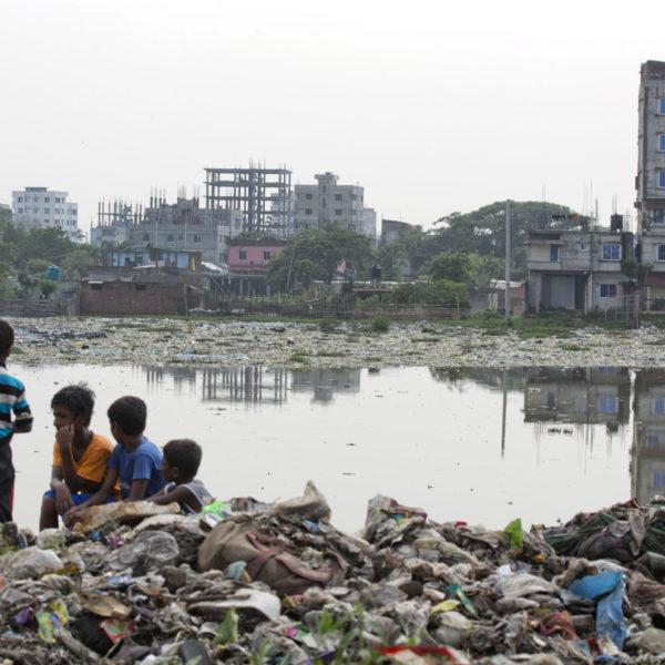 Utsatta barn i Bangladesh