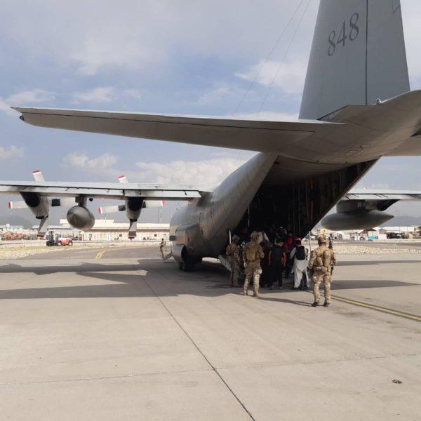 Svenskt Herculesplan i Kabul